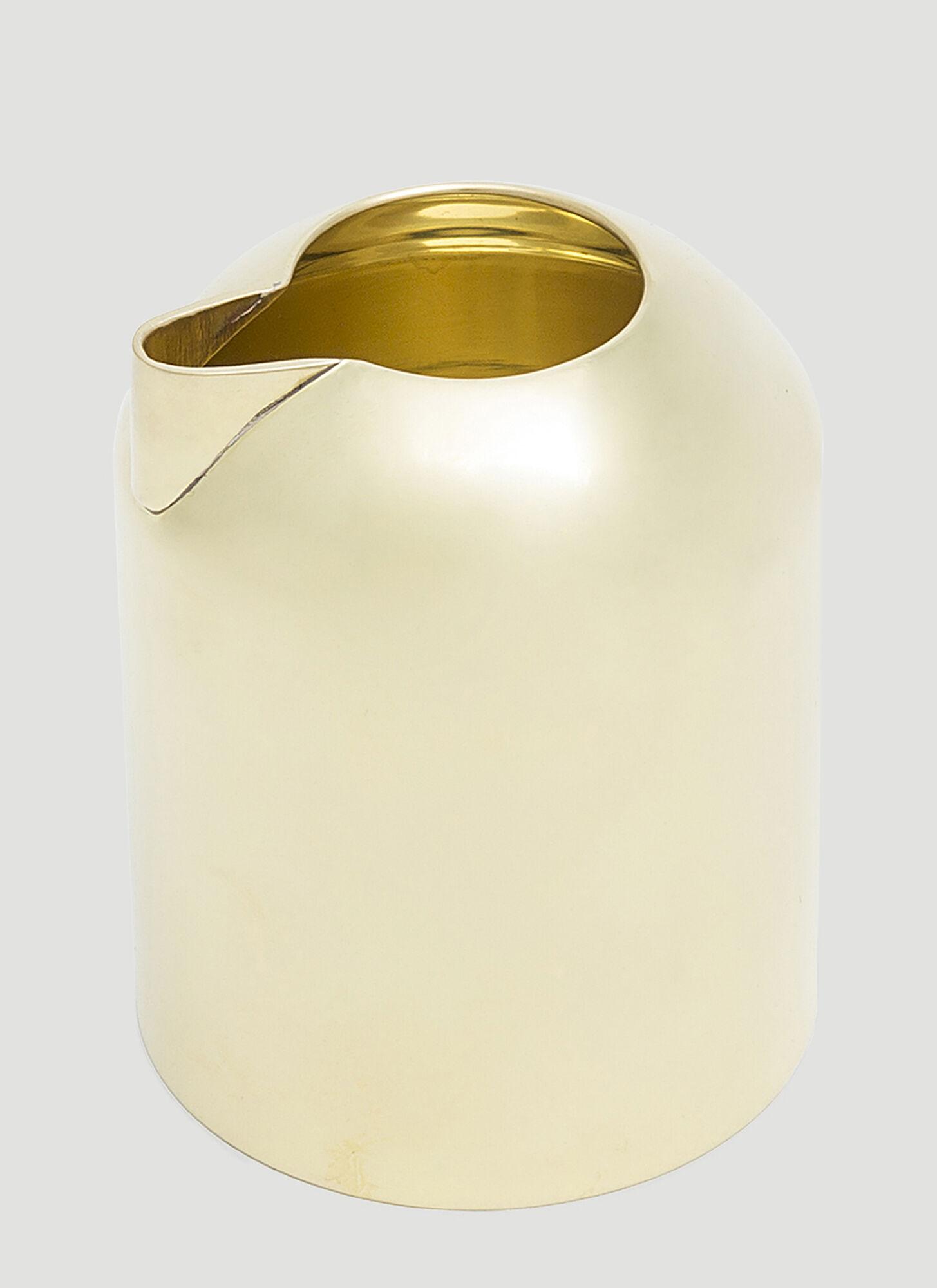 unisex Gold 100% Brass.