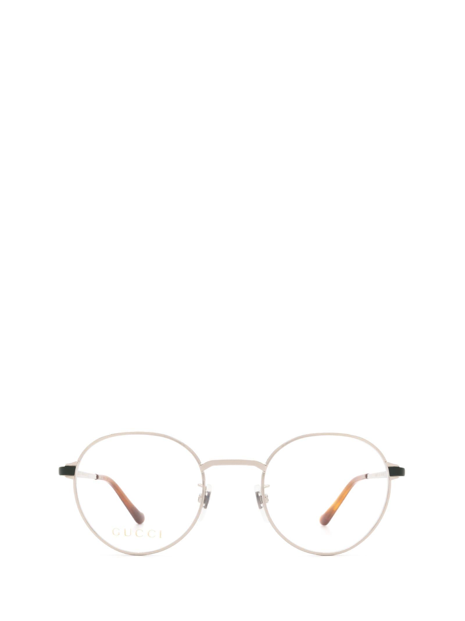 Gucci Gucci Gg0581o Silver Glasses