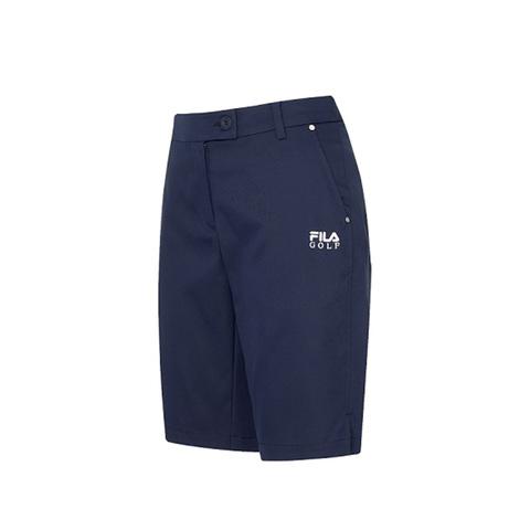 FILA GOLF 平織短褲-丈青 5SHV-2109-NV