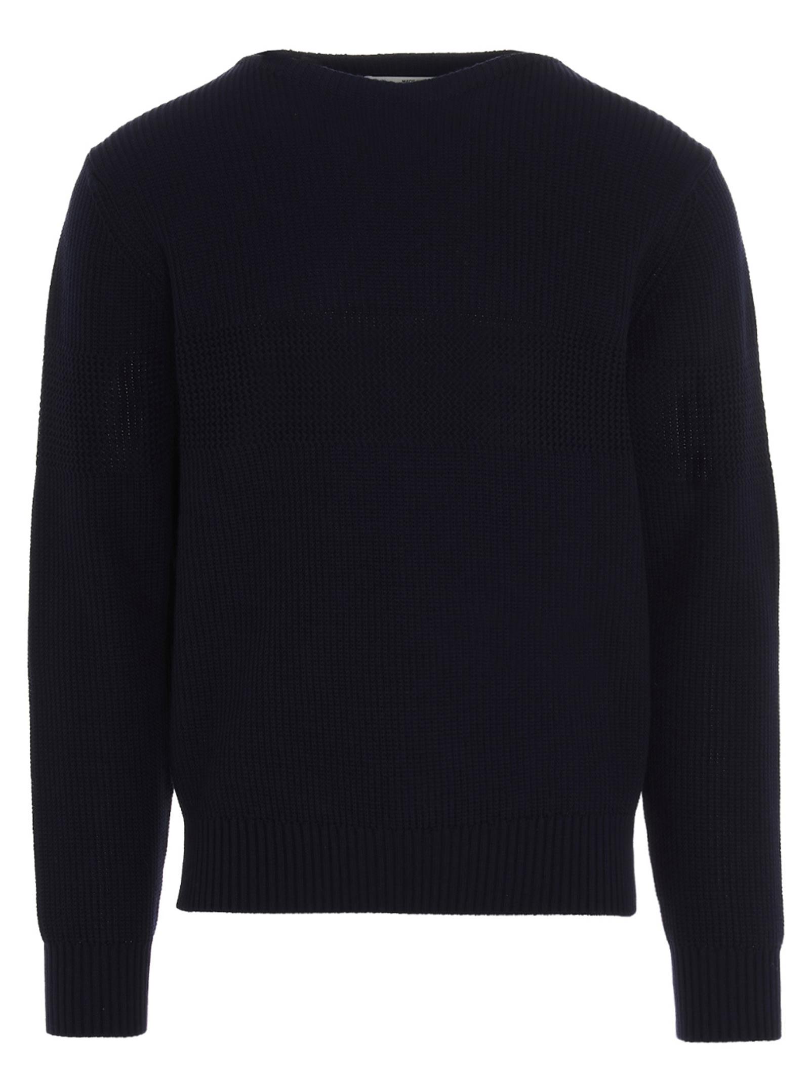 boatneck Capsule Raw Diamond Sweater