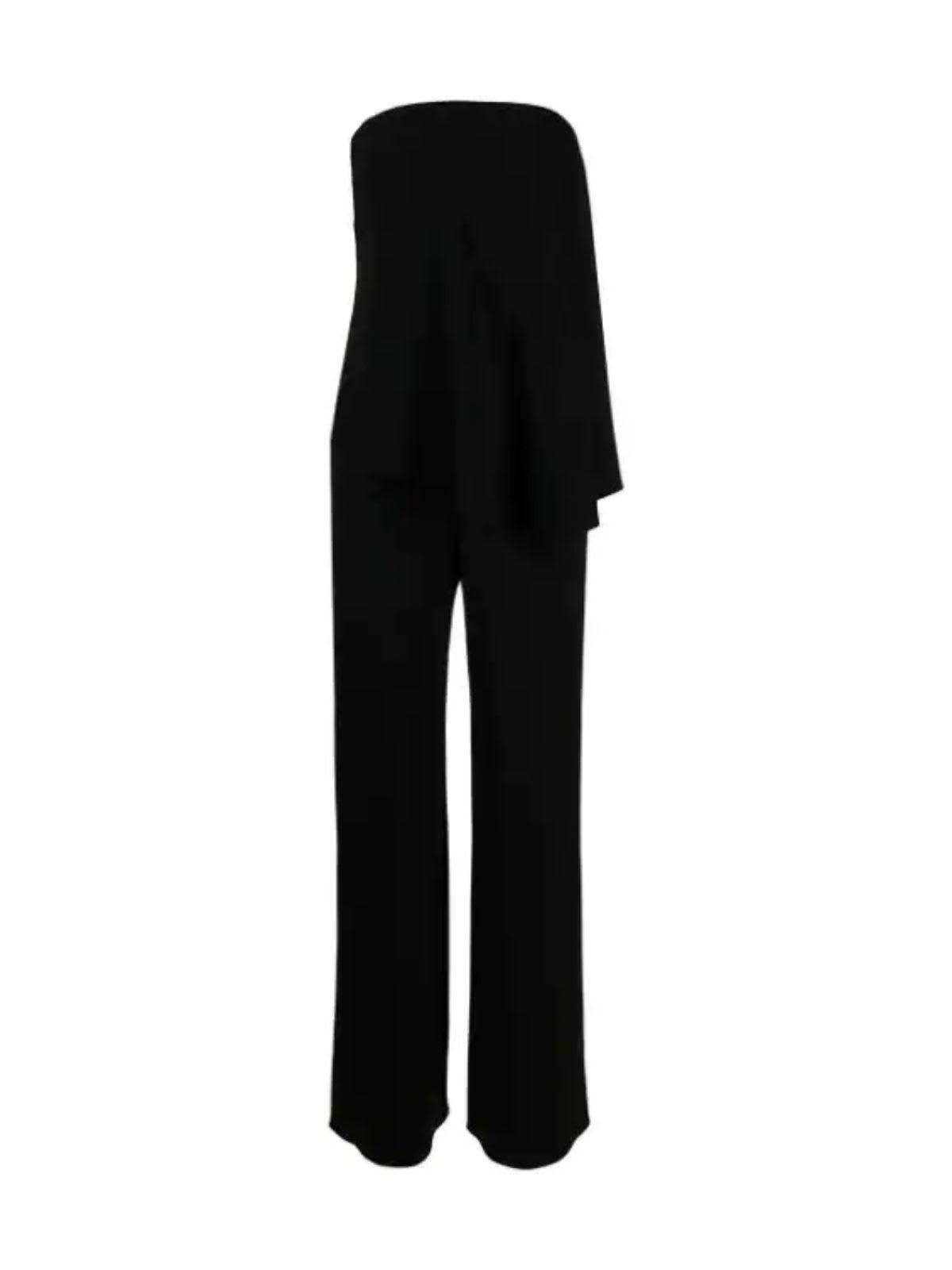 Emporio Armani Jumpsuit W/wide Leg Pants