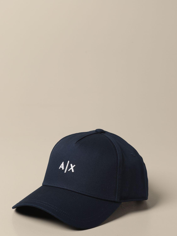 Armani Exchange Hat Armani Exchange Baseball Cap With Logo