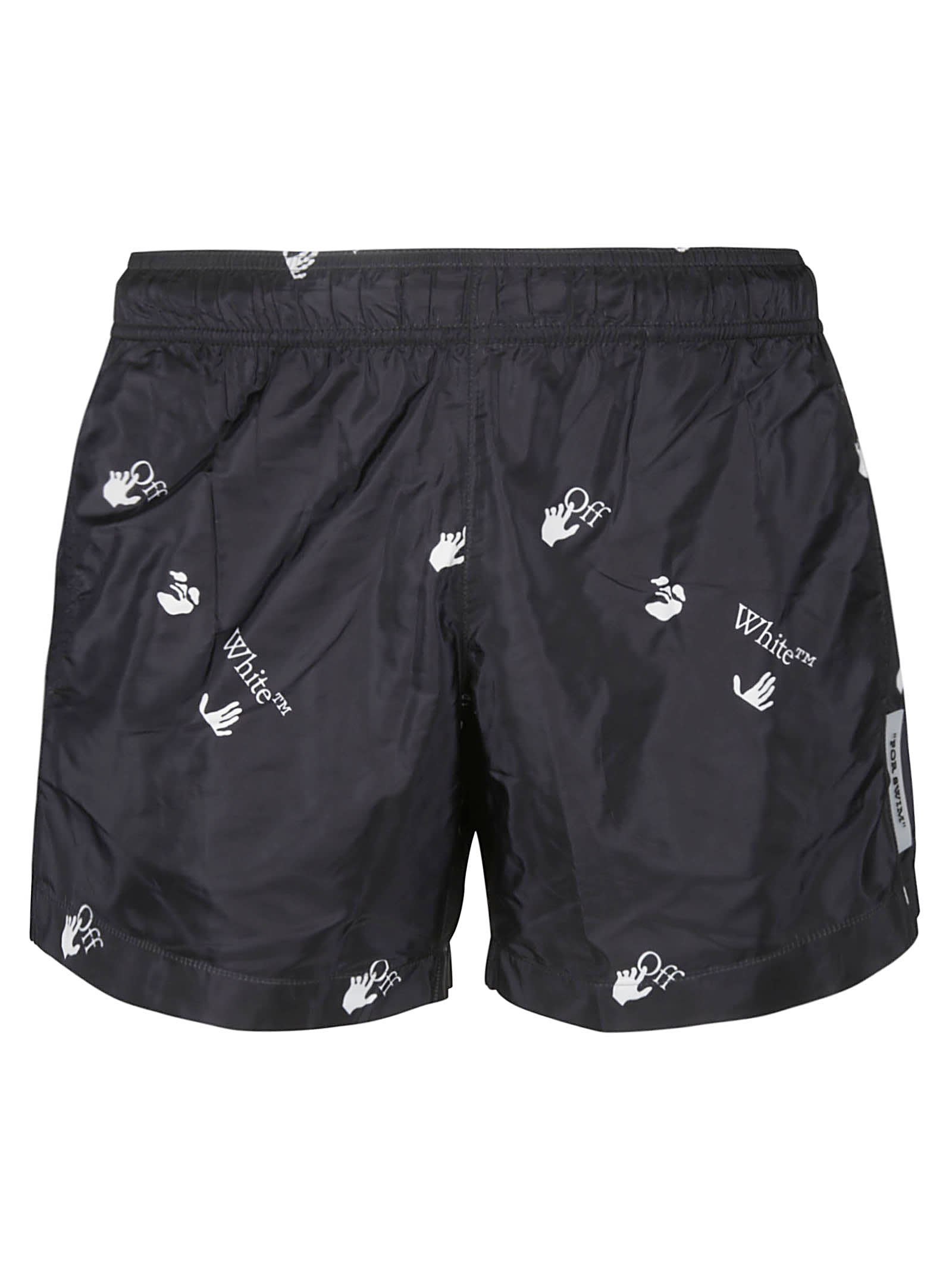 Ow Allover Swim Shorts