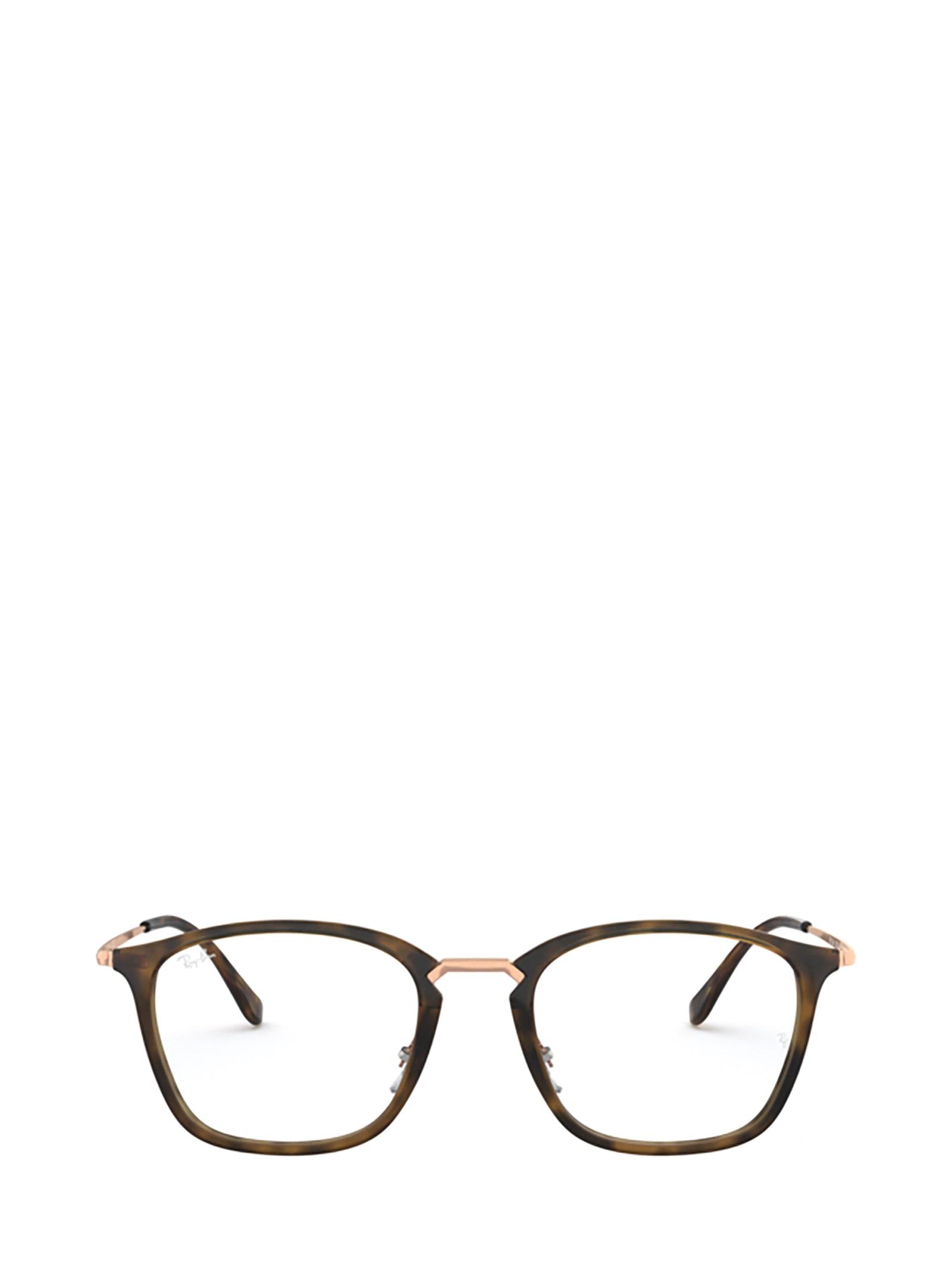 Ray-Ban Ray-ban Rx7164 Havana Glasses