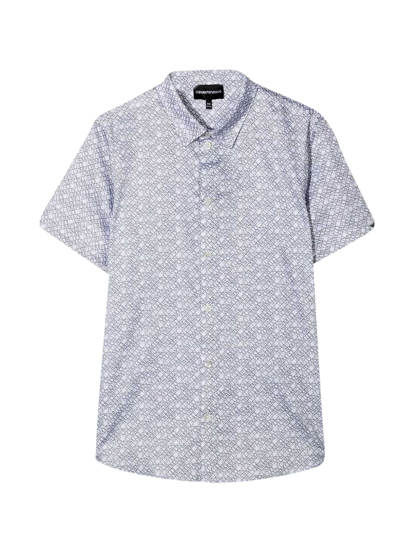 Emporio Armani Shirt With Press
