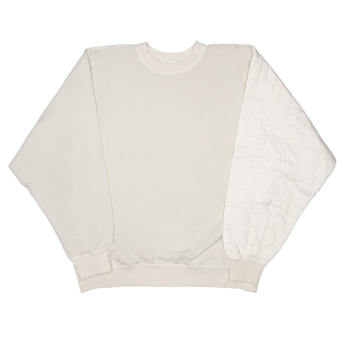 AMBUSH Mix Quilted Sweatshirt