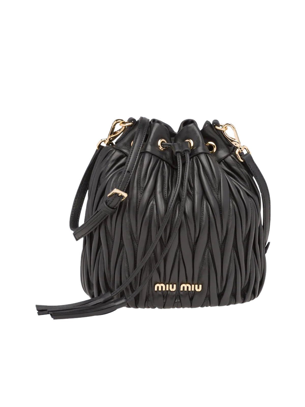 Miu Miu Handbag Matelasse