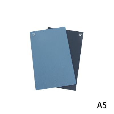 IVAN A5 雙面皮皮片-石板藍/海軍藍44124-1995