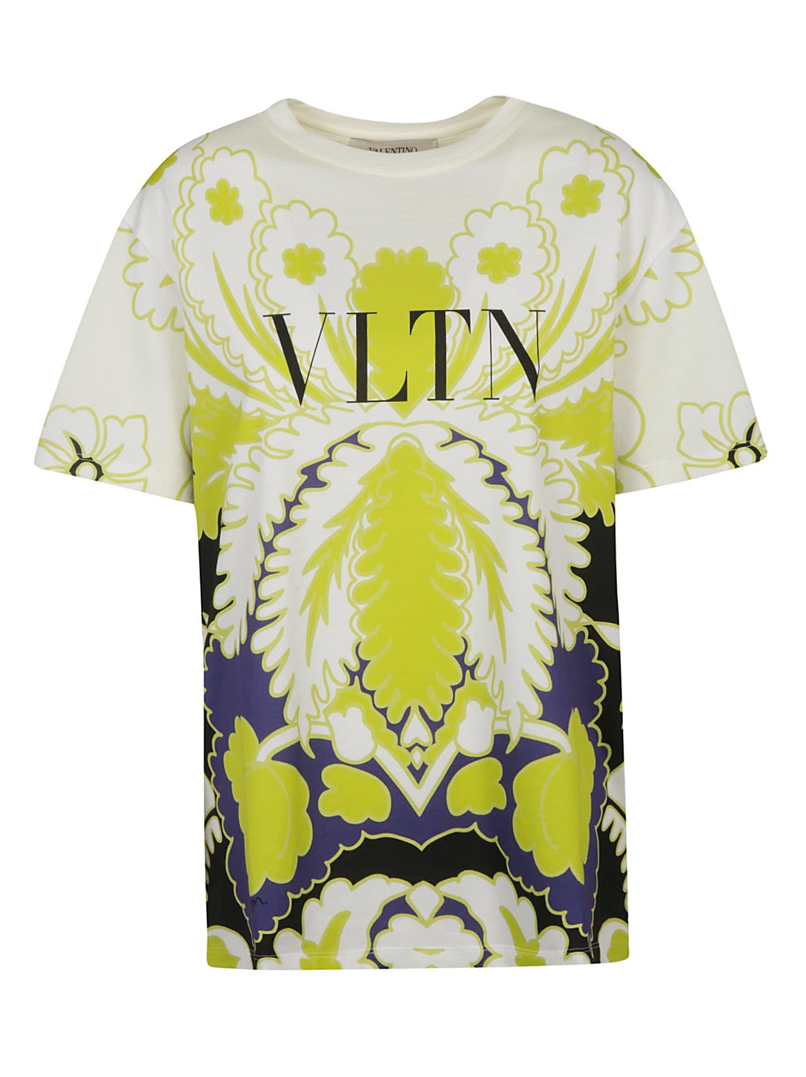 Valentino Logo Print T-shirt