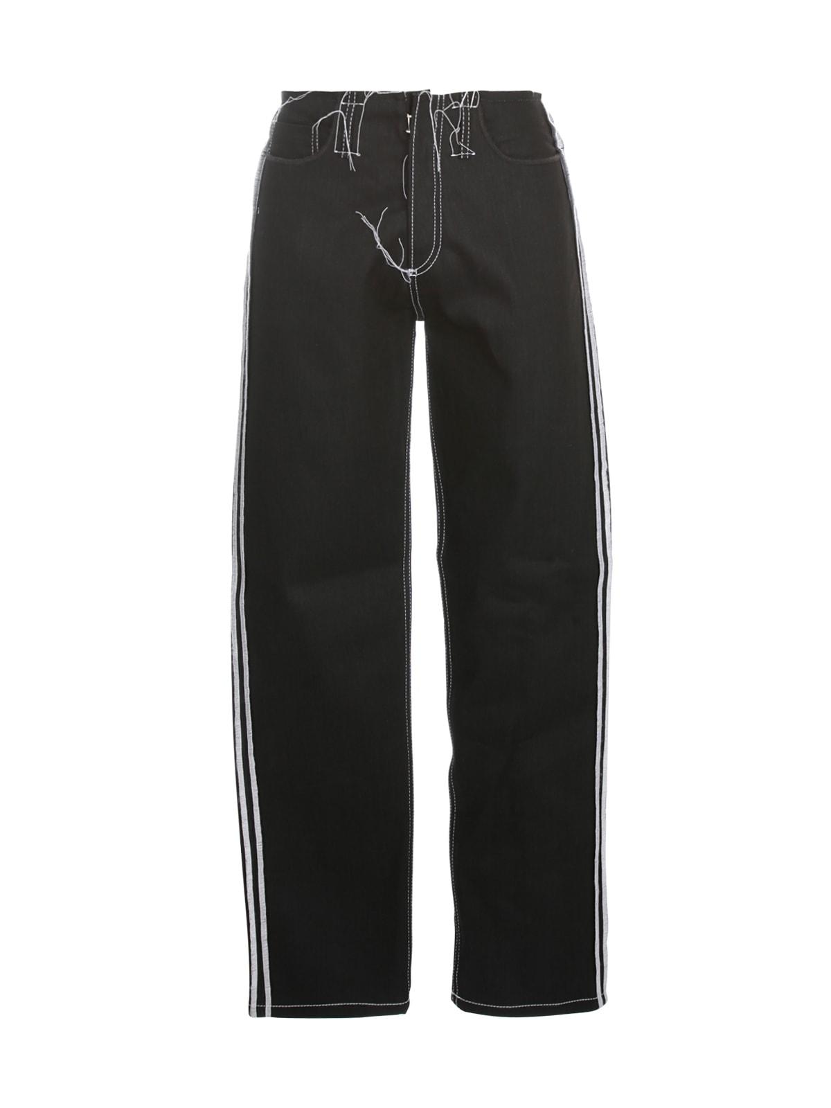 Maison Margiela Raw Jeans
