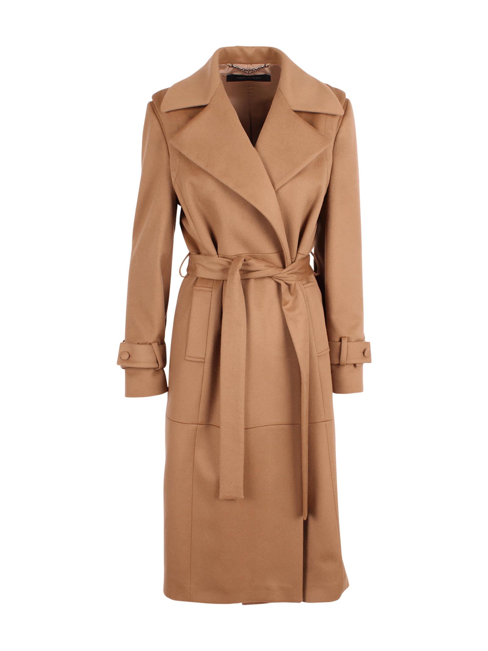 Federica Tosi Wool Coat