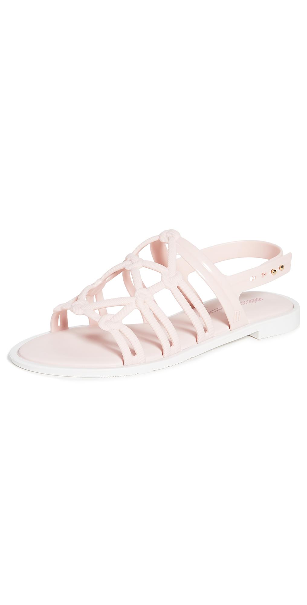 Melissa x Salinas Strappy Sandals