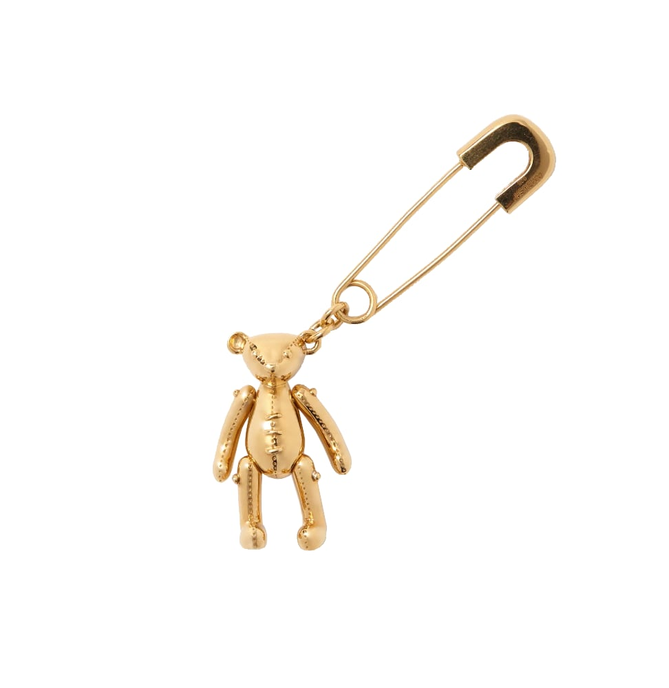 Ambush Teddy Bear Earring