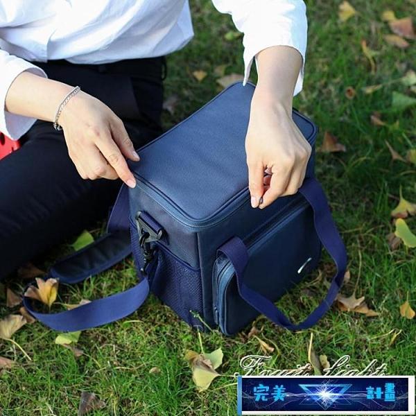 保冷袋 BOTTA DESIGN牛津布飯盒袋保溫包戶外野餐包防水大容量手提便當包 完美計畫 免運