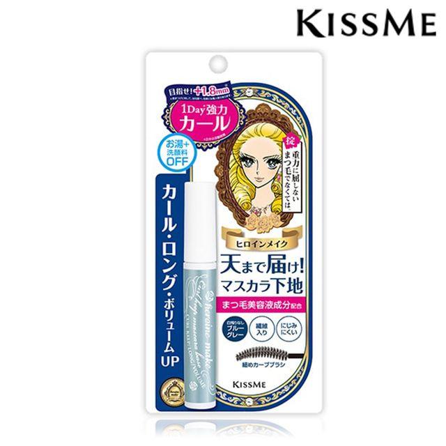 奇士美 kiss me 花漾美姬一刷捲翹睫毛底膏 6g 日本【SP嚴選家】