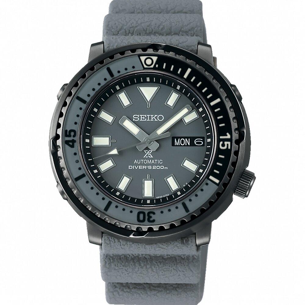 SEIKO 精工 PROSPEX 200米潛水機械錶(SRPE31J1/4R36-08A0H)