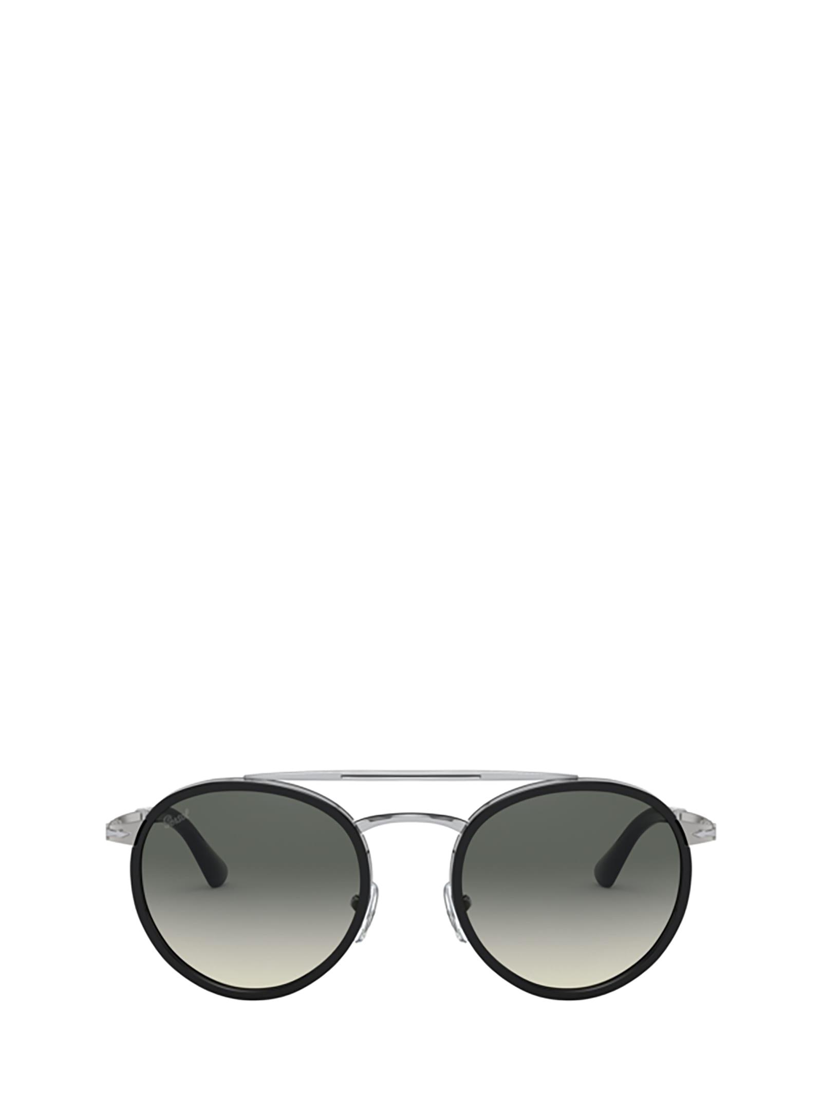 Persol Persol Po2467s Silver & Black Sunglasses