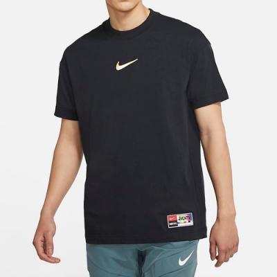 NIKE 短袖 運動 慢跑 健身 男款 黑 CZ1010-010 F.C.