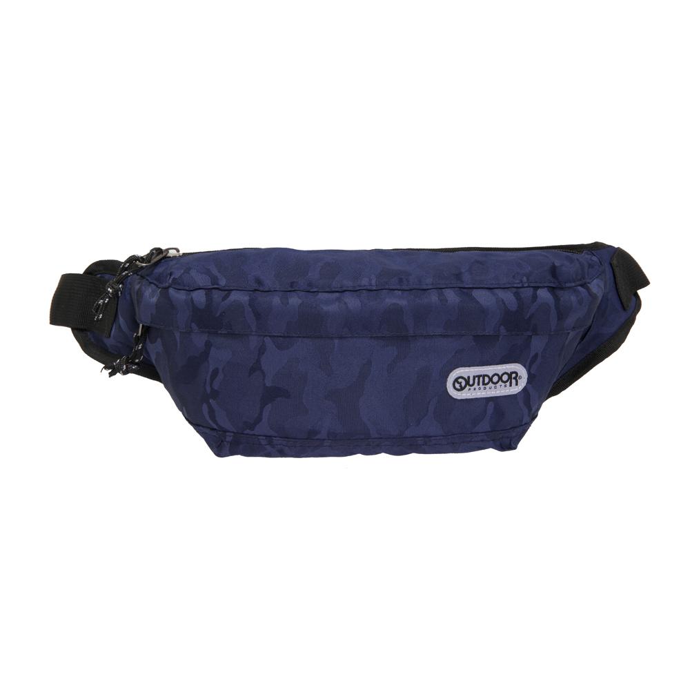 【OUTDOOR】腰包-迷彩藍 ODS17B06NY