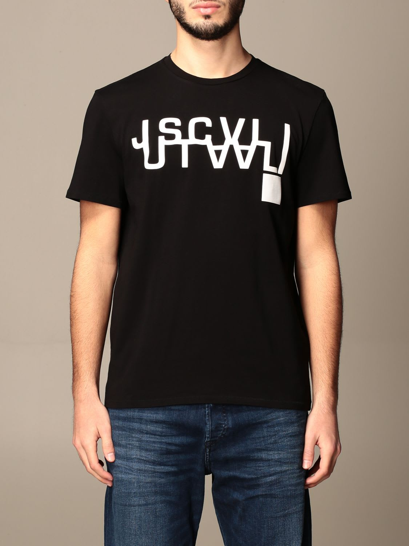 Just Cavalli T-shirt Just Cavalli T-shirt With Logo Print