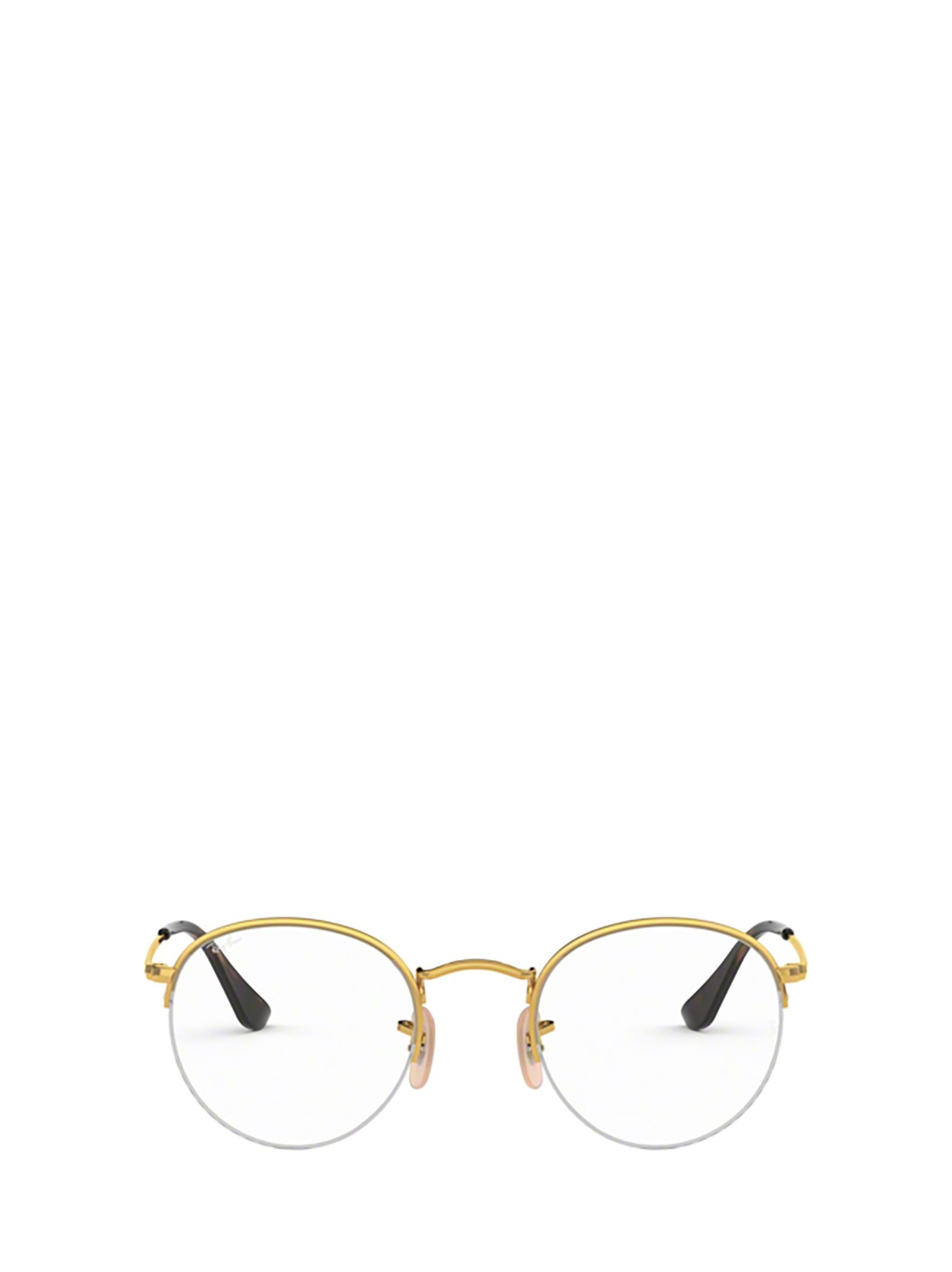 Ray-Ban Ray-ban Rx3947v Gold Glasses