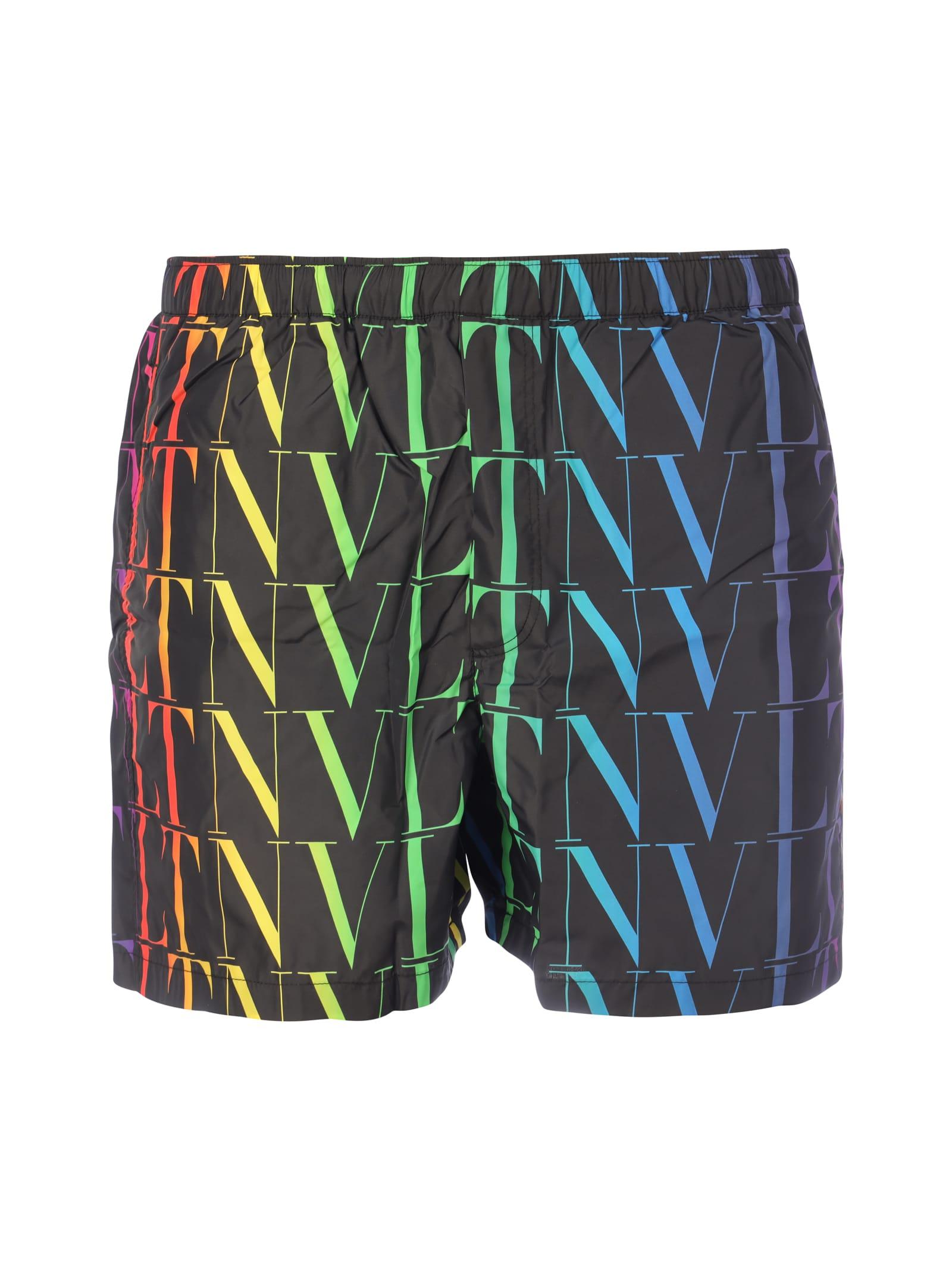 Valentino Beachwear Vltn Times