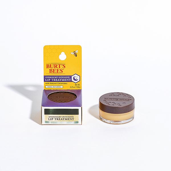 Burt's Bees 極致修護晚安唇膜0.25oz