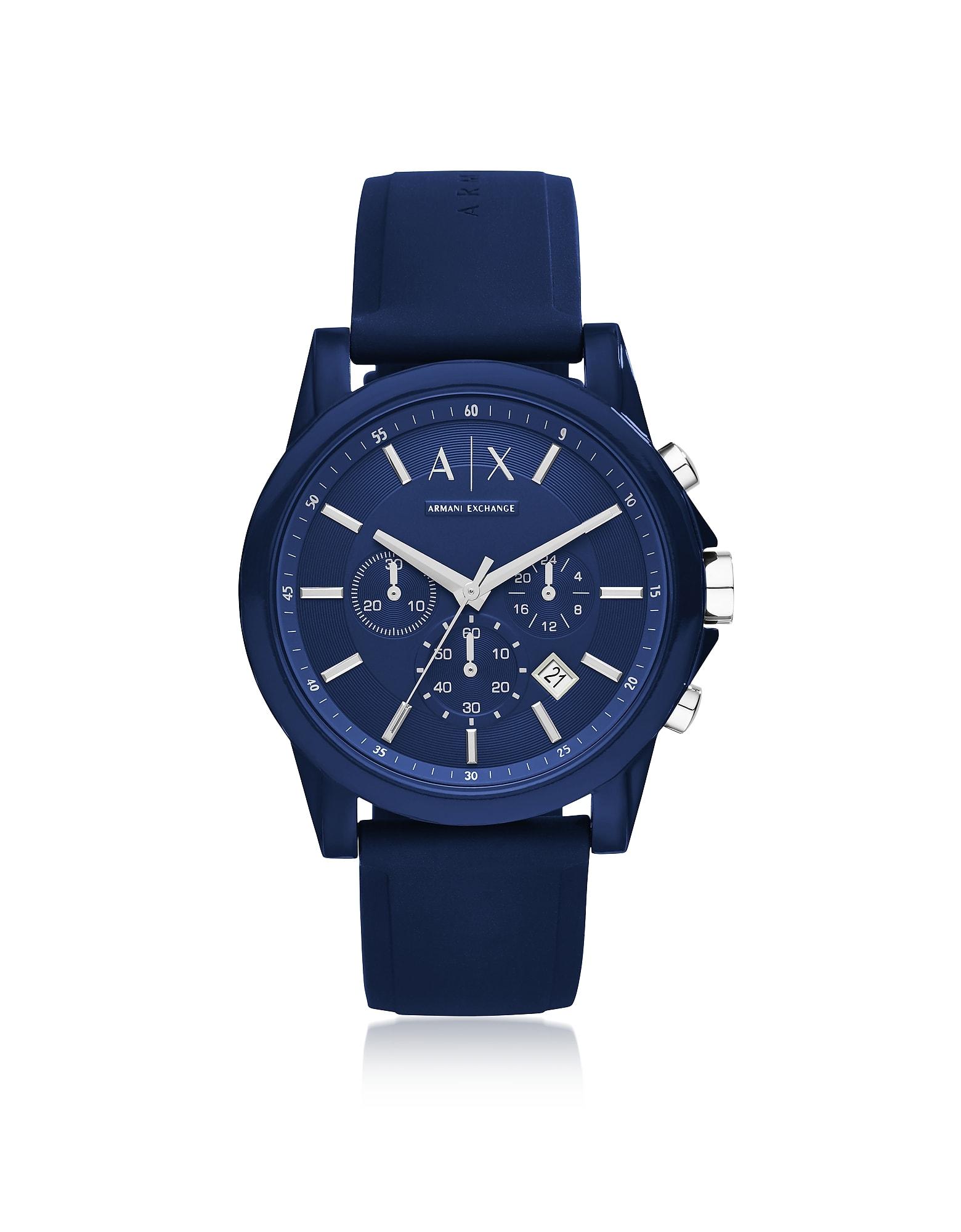 Armani Exchange - Nylon Mens Watch