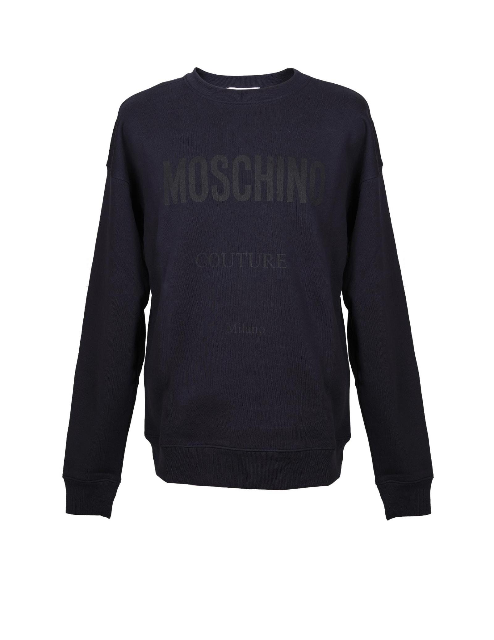 Moschino Sweatshirt Moschino Couture