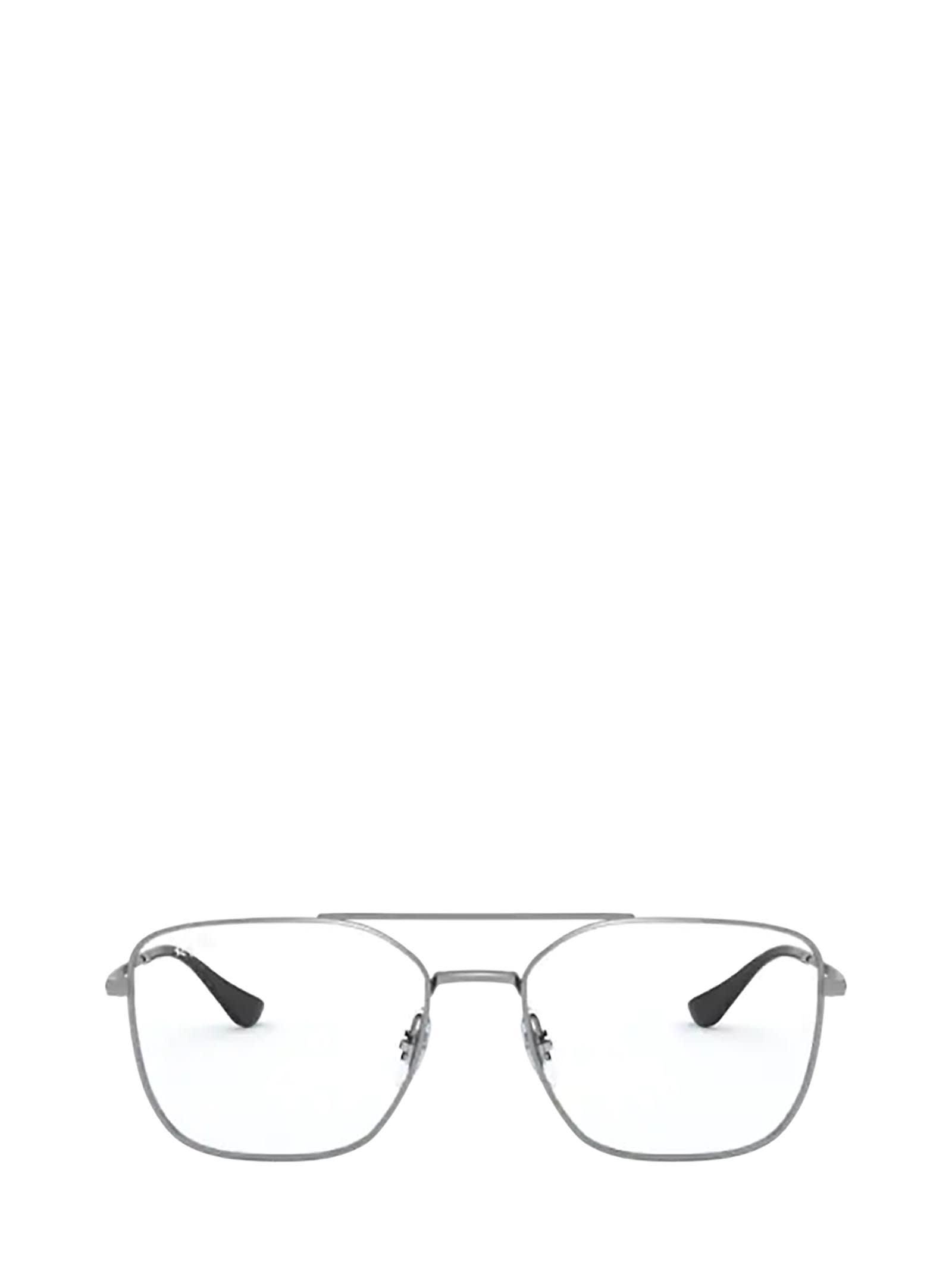 Ray-Ban Ray-ban Rx6450 Gunmetal Glasses