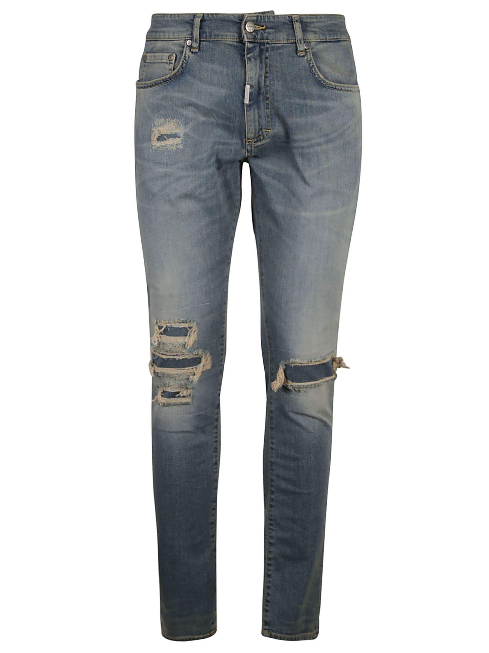 REPRESENT Underworker Denim Jeans