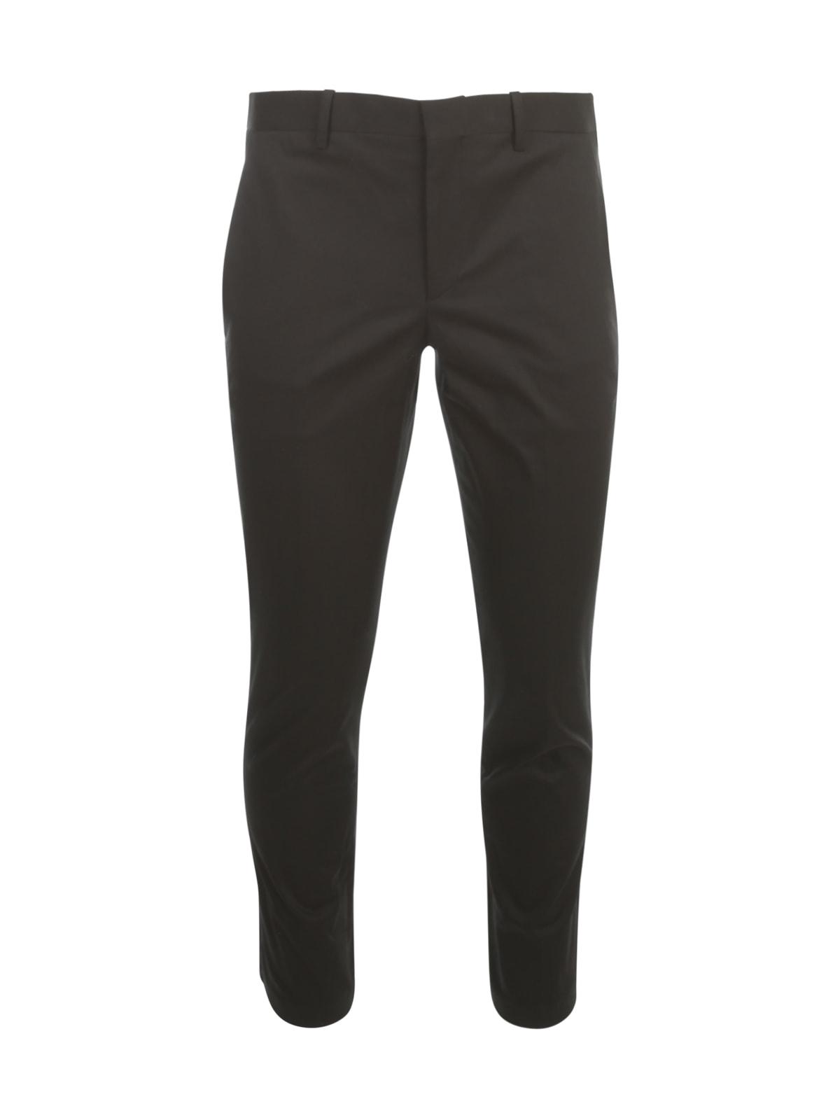 Neil Barrett Travel Slim Regular Rise Trousers