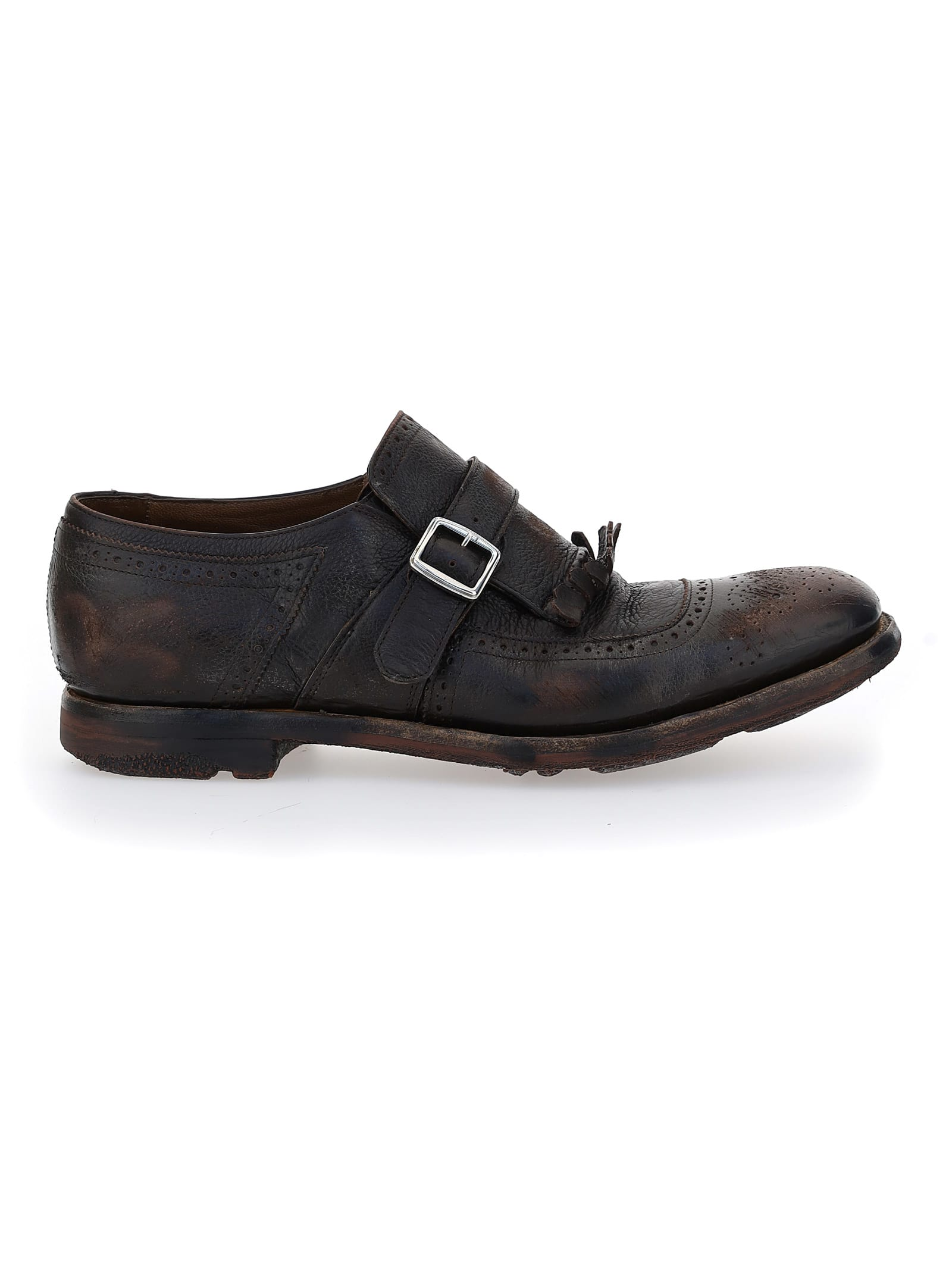Churchs Monk Loafers