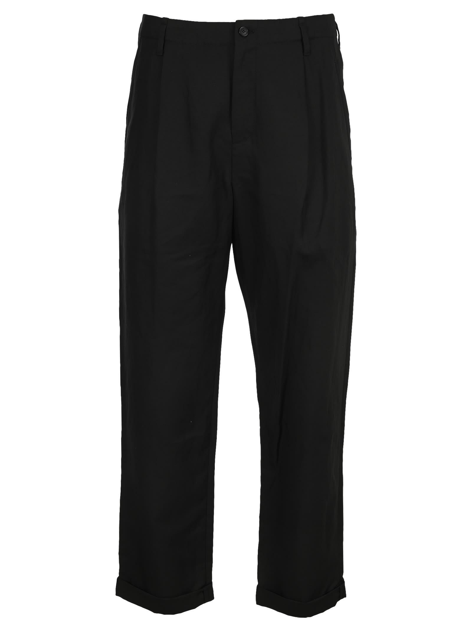Neil Barrett Minimalist Pinstripe Trousers