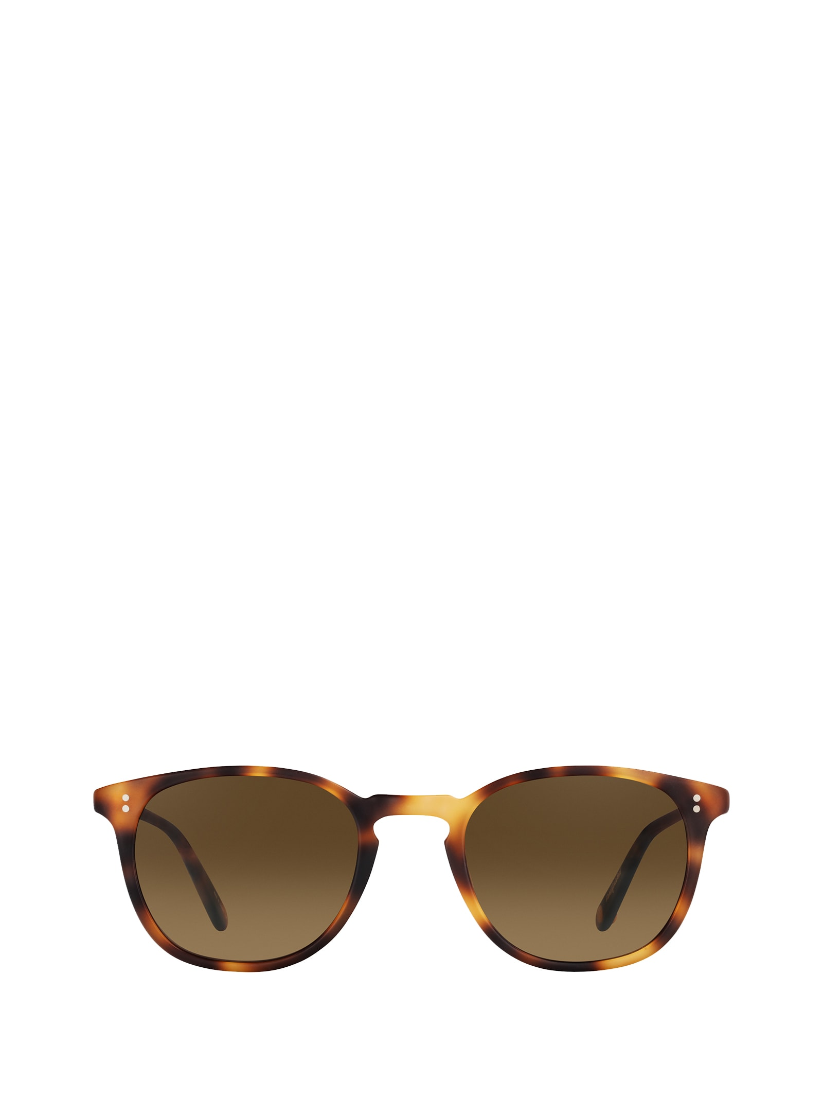 Garrett Leight Garrett Leight Kinney Sun Matte Brown Sunglasses