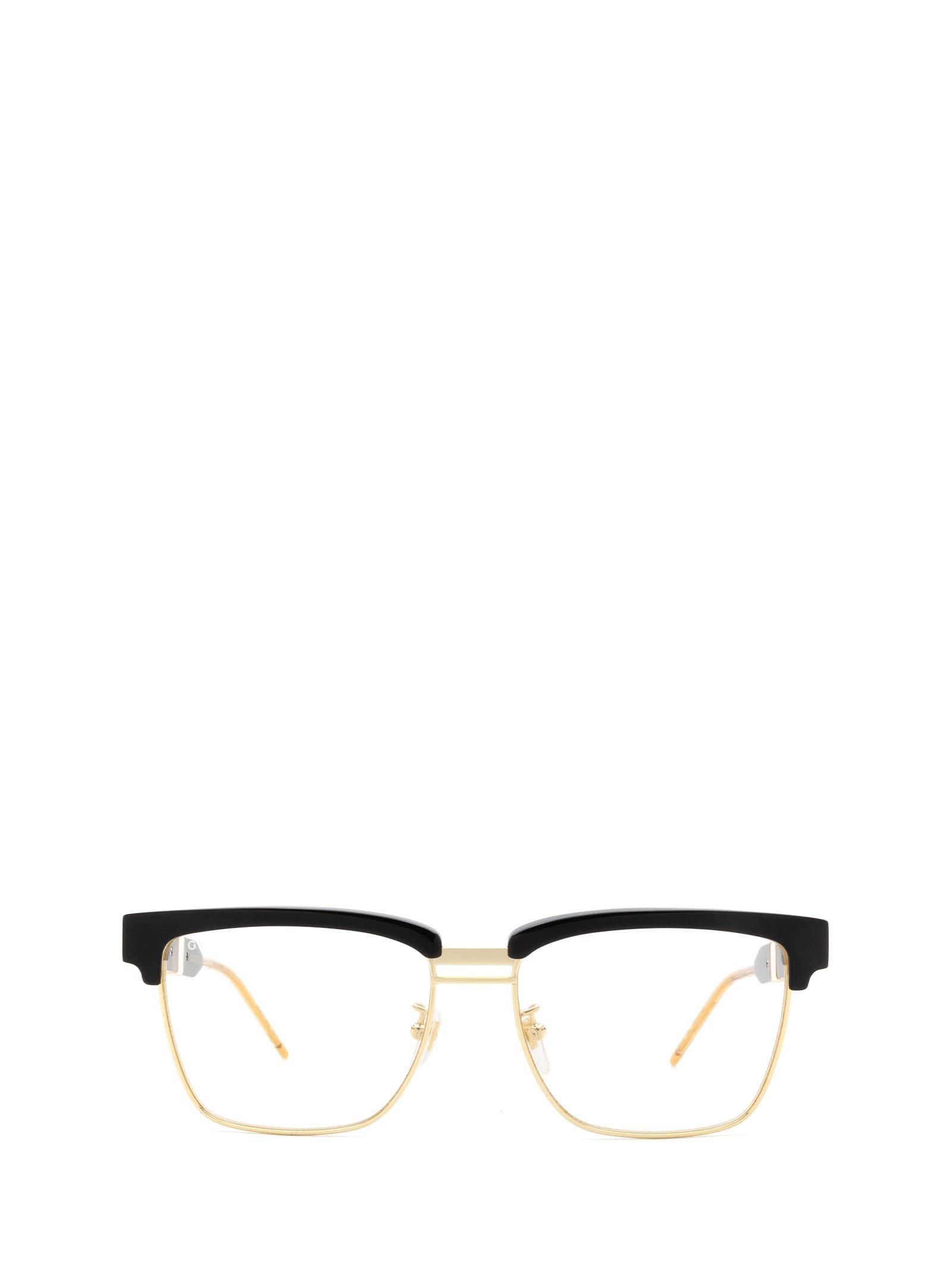 Gucci Gucci Gg0603s Black Sunglasses
