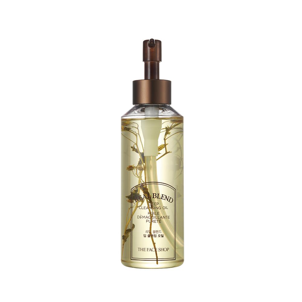 手製植萃深層卸妝油(225ml)