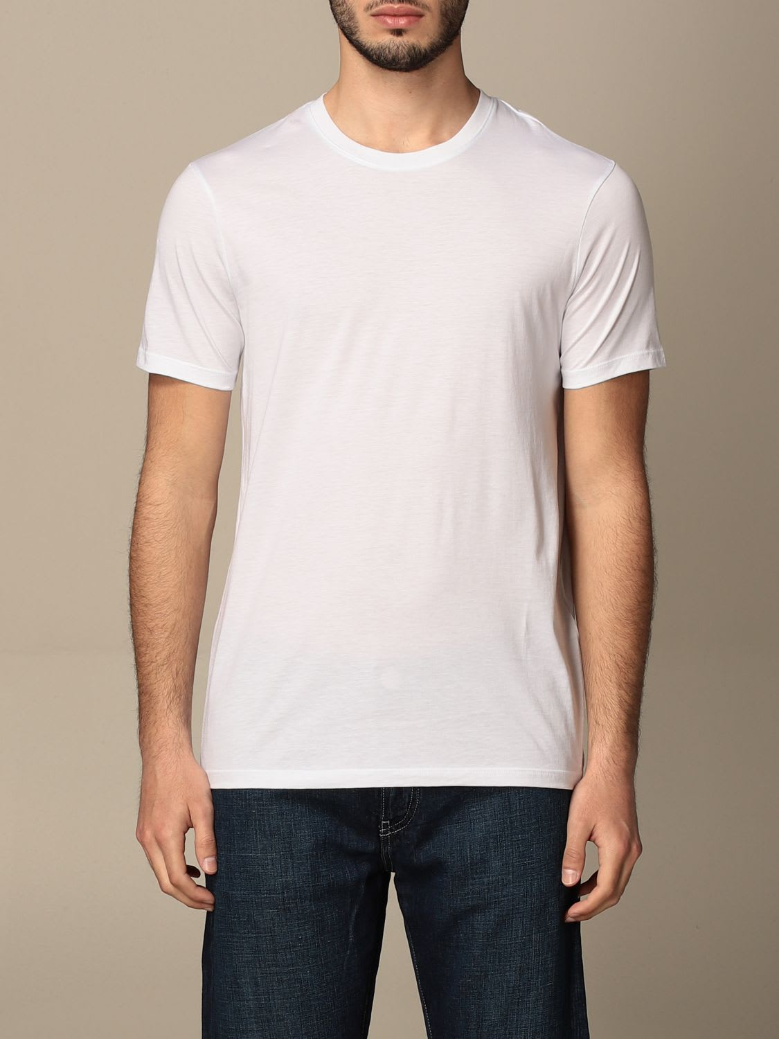 Armani Exchange T-shirt Armani Exchange Basic Cotton T-shirt