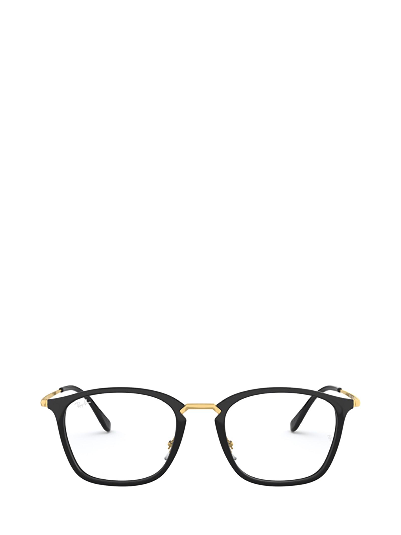 Ray-Ban Ray-ban Rx7164 Black Glasses