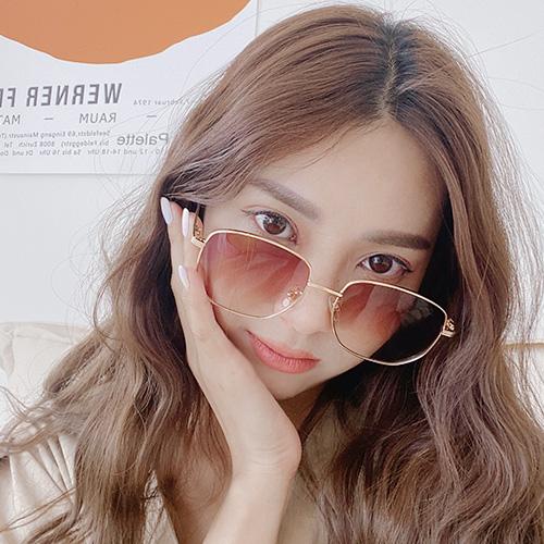 方框漸層太陽眼鏡-JJ-Rainbow【A821669】