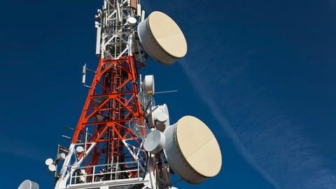 5G, 4G-LTE, 3G, 2G Cellular Mobile Communications - Wireless