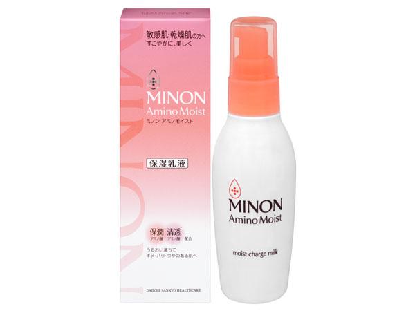 日本 MINON~豐潤保濕乳液(100g)【D616524】