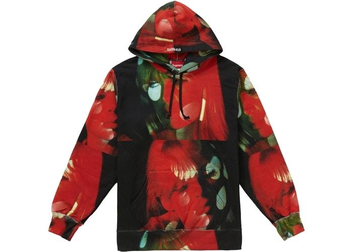 Supreme The Velvet Underground Nico Hooded Sweatshirt 帽T