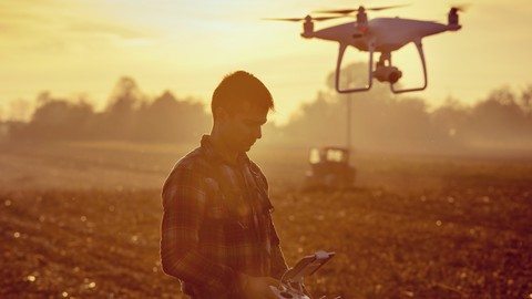 Professional guide for drone surveying