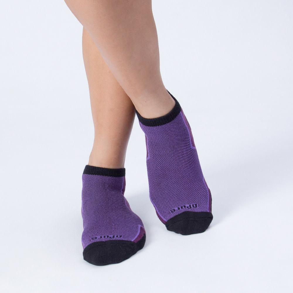 多功科技運動襪-紫 (商品編號:S0100871)