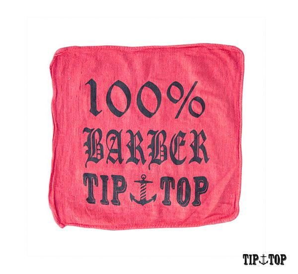 Tip Top 100% Barber Shop Rag 髮油專用拭布