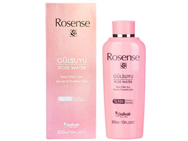 Rosense~土耳其大馬士革天然玫瑰純露(玫瑰水)300ml【D470016】