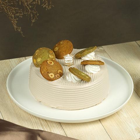【限門市自取】吃奶茶吧!冰淇淋蛋糕