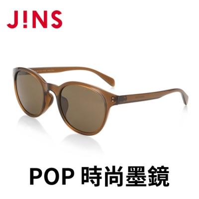 JINS&SUN POP 時尚墨鏡(AURF21S106)淺褐棕