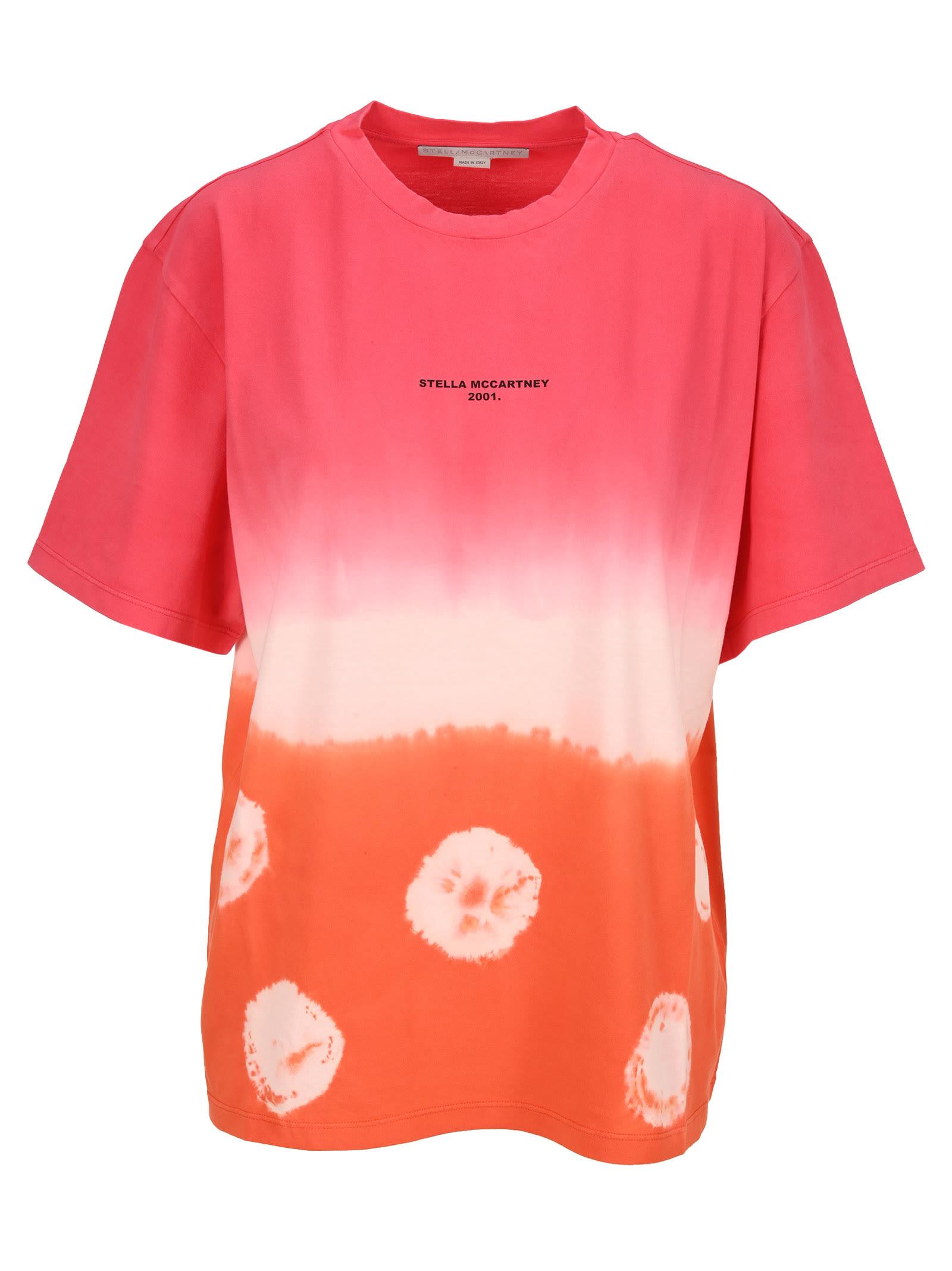 Stella Mccartney Gradient Tie-dye T-shirt